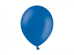 "Balony 12"", Pastel Royal Blue, 10 szt."